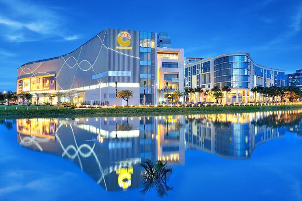The Crescent - Trung tâm dành cho cộng đồng tại đô thị Phú Mỹ Hưng