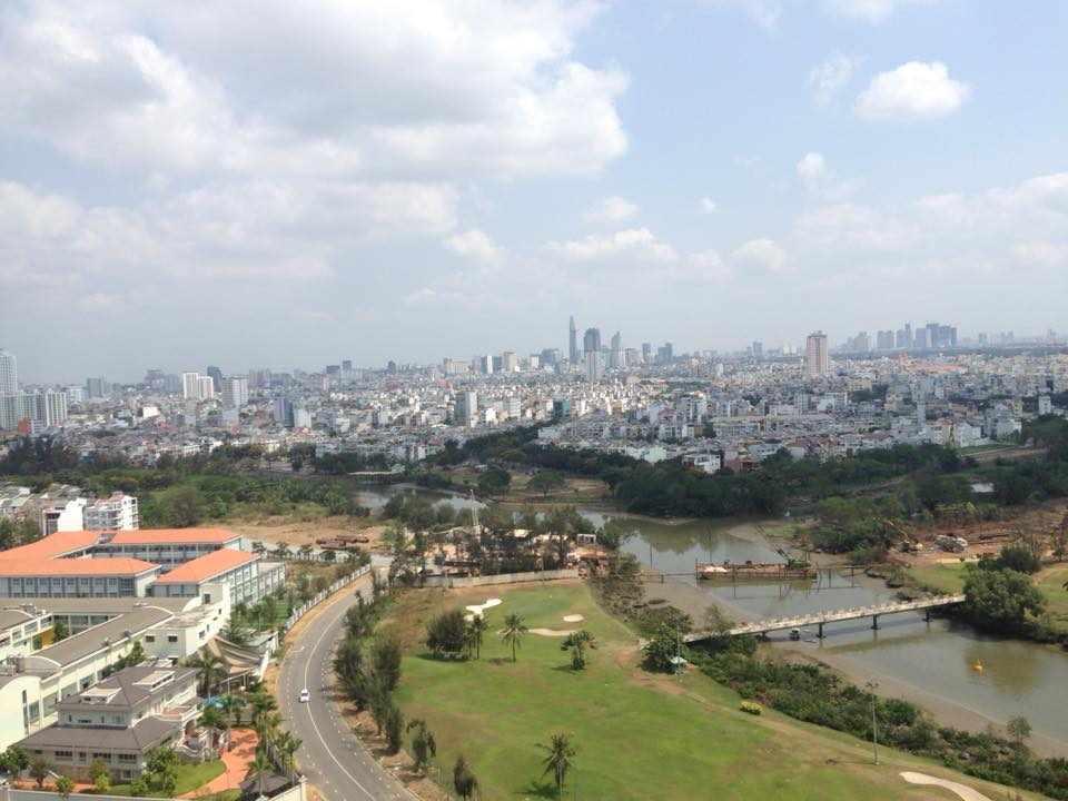 happy valley view san gon
